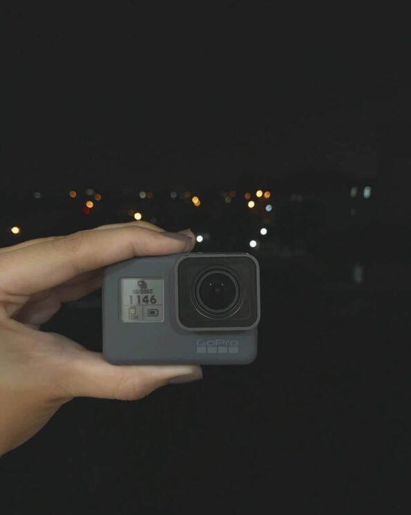 Fotos de viagem com a GoPro