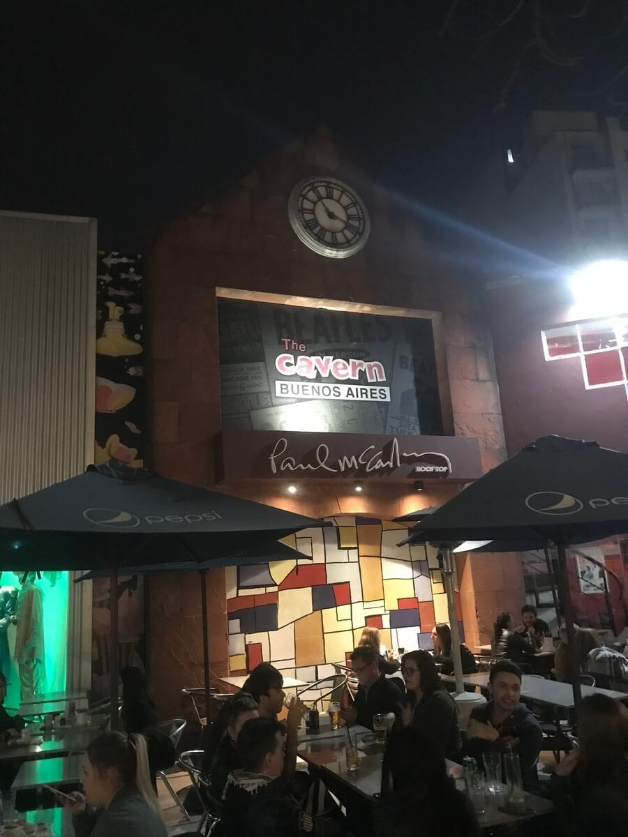Museu dos Beatles em Buenos Aires